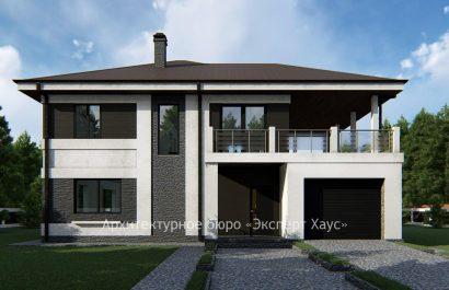 Проектирование дома из арболита