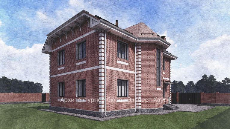 Проектирование кирпичного дома
