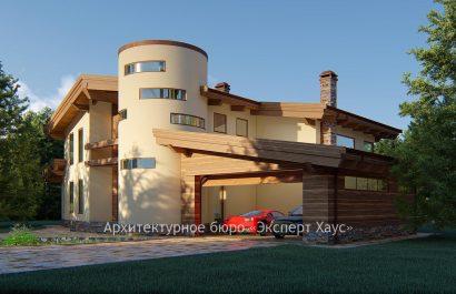 Проектирование дома из теплой керамики
