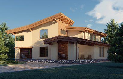Проект дома из теплой керамики