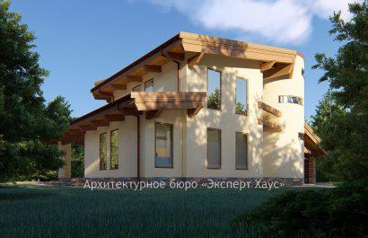 Проектирование дома из тёплой керамики