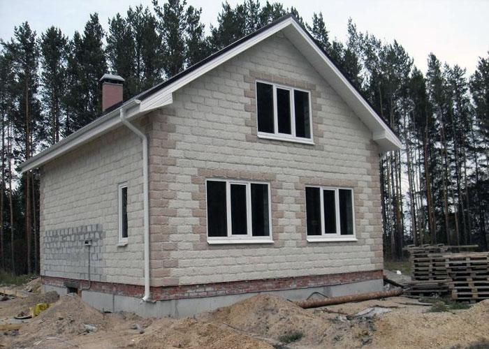 Проектирование домов из арболита